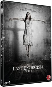 the last exorcism 2 - DVD