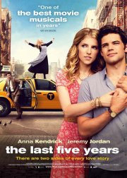 the last five years - DVD
