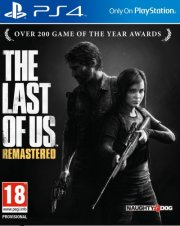 the last of us - remastered - PS4