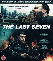 the last seven - Blu-Ray