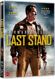 the last stand - DVD
