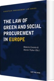the law of green and social procurement in europe - bog