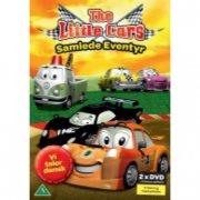 the little cars - samlede eventyr - DVD