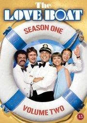 the love boat - sæson 1 del 2 - DVD