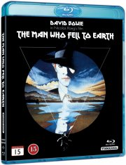 the man who fell to earth - Blu-Ray