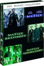 the matrix 1-3 - boks - DVD