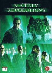 the matrix revolutions - DVD