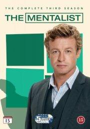 the mentalist - sæson 3 - DVD