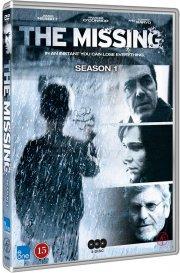 the missing - sæson 1 - DVD