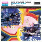 the moody blues - days of future passed (remastered) [original recording remastered] - cd