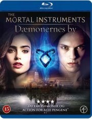 the mortal instruments: dæmonernes by - Blu-Ray
