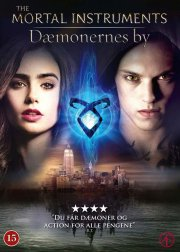 the mortal instruments: dæmonernes by - DVD