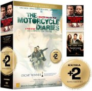 the motorcycle diaries / the hunting party / two lovers - DVD