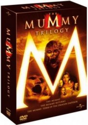 the mummy trilogy - mumien 1 // 2: the mummy returns // 3: tomb of the dragon emperor - DVD