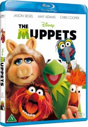 the muppets - the movie - Blu-Ray