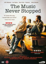 the music never stopped - DVD