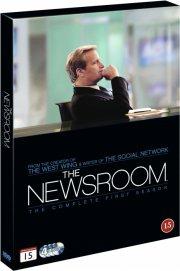 the newsroom - sæson 1 - hbo - DVD
