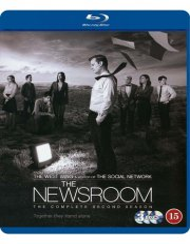 the newsroom - sæson 2 - Blu-Ray