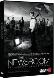 the newsroom - sæson 2 - DVD