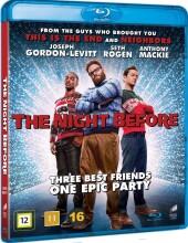 the night before - Blu-Ray