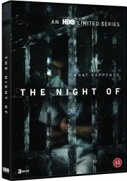 the night of - hbo - DVD