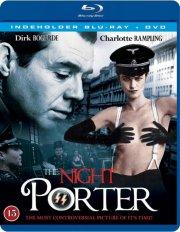 the night porter  - Blu-Ray+DVD