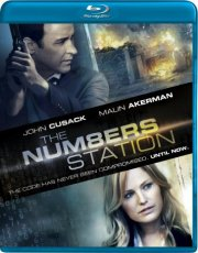 the numbers station - Blu-Ray