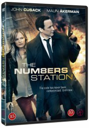 the numbers station - DVD