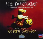 valery gergiev / kirov orchestra - the nutcracker - cd