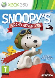 the peanut movie: snoopy's grand adventure - xbox 360