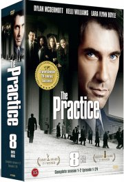 the practice - sæson 1+2 - DVD