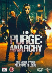 the purge 2: anarchy - DVD