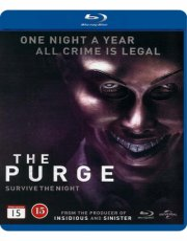 the purge - Blu-Ray