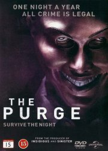 the purge - DVD