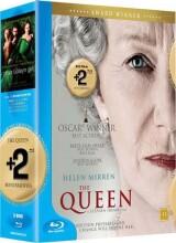 the queen / the other boleyn girl / franklyn - Blu-Ray
