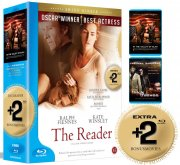 the reader / in the valley of elah / thick as thieves - Blu-Ray