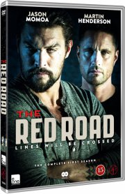 the red road - sæson 1 - DVD