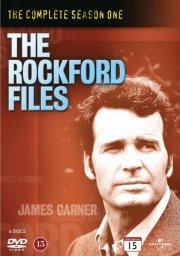 the rockfordfiles - sæson 1 - DVD