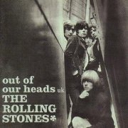 the rolling stones - out of our heads (uk version)  - cd