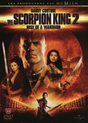 the scorpion king 2 - rise of a warrior - DVD