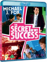 the secret of my success - Blu-Ray