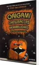 origami chewbaccas hemmelighed - bog