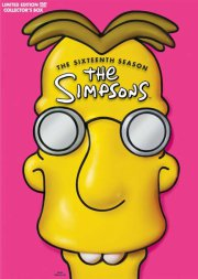 the simpsons - sæson 16 - limited edition - DVD