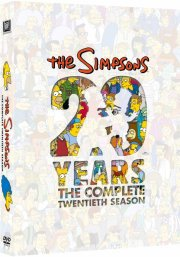 the simpsons - sæson 20 - DVD