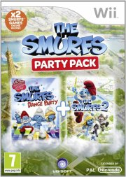 the smurfs party pack - wii