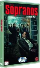 the sopranos - sæson 6 - part 1 - DVD