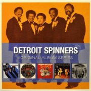 the spinners - original album series [box-set] - cd