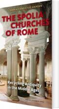 the spolia churches of rome - bog