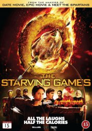 the starving games - DVD