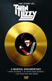 thin lizzy dokumentar - the story of - DVD